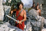 CLASH OF THE TITANS, 1981 directed by DESMOND DAVIS Harry Hamlin (photo) Photo