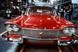 CHRISTINE, 1983 directed by JOHN CARPENTER (photo) Photographie
