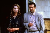 ANGEL HEART, 1987 directed by ALAN PARKER Charlotte Rampling and Mickey Rourke (photo) Photo