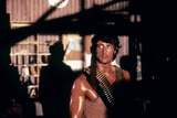 FIRST BLOOD, 1982 directed by TED KOTCHEFF Sylvester Stallone (photo) Photo