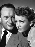 ALL ABOUT EVE, 1950 DIRECTED JOSEPH L. MANKIEWICZ with George Sanders / Anne Baxter (b/w photo) Photo