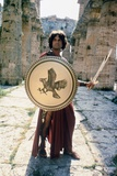 CLASH OF THE TITANS, 1981 directed by DESMOND DAVIS Harry Hamlin is Perseus (photo) Photo