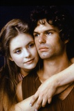 CLASH OF THE TITANS, 1981 directed by DESMOND DAVIS Judi Bowker (Andromeda) and Harry Hamlin (Perse Photo