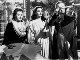 THAT HAMILTON WOMAN, 1941 directed by ALEXANDER KORDA Vivien Leigh (b/w photo) Foto