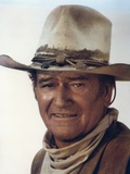 Les Cow Boys by MarkRydell with John Wayne, 1972 (photo) Foto