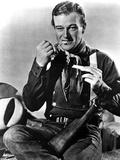 STAGECOACH, 1939 directed by JOHN FORD John Wayne (b/w photo) Foto
