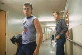 THE OUTSIDERS, 1982 directed by FRANCIS FORD COPPOLA Emilio Estevez andThomas C. Howell (photo) Foto