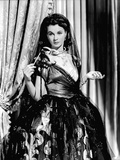 Lady Hamilton by Alexander Korda with Vivien Leigh, 1941 (b/w photo) Foto