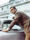 Goldfinger by Guy Hamilton with Sean Connery (James Bond 007), 1964 (photo) Photo
