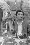 PATHS OF GLORY, 1957 directed by STANLEY KUBRICK On the set, Stanley Kubrick (b/w photo) Valokuva
