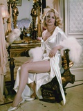 Les Ambitieux THE CARPETBAGGERS by Edward Dmytryk with Carroll Baker, 1964 (photo) Foto