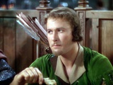 Les aventures by Robin des bois THE ADVENTURES OF ROBIN HOOD by MichaelCurtiz and WilliamKeighley w Photo