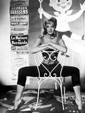 MONPTI, 1957 directed by HELMUT KAUTNER Romy Schneider (b/w photo) Photo