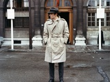 Le Samourai by Jean-Pierre Melville with Alain Delon, 1967 (photo) Photographie