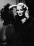Shanghai Express by Josef von Sternberg with Marlene Dietrich, 1932 (b/w photo) Foto