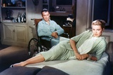 Fenetre sur cour REAR WINDOW by AlfredHitchcock with James Stewart and Grace Kelly, 1954 (photo) Photo