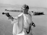 LAWRENCE OF ARABIA, 1962 directed by DAVID LEAN Peter O'Toole was nominated in the Best Actor categ Photo