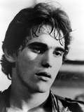 RUMBLE FISH, 1983 directed by FRANCIS FORD COPPOLA Matt Dillon (b/w photo) Foto