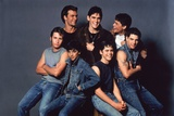 THE OUTSIDERS, 1982 Foto