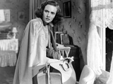 SHADOW OF A DOUBT, 1943 directed by ALFRED HITCHCOCK Teresa Wright (b/w photo) Foto