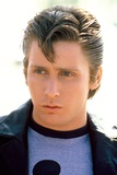 THE OUTSIDERS, 1982 directed by FRANCIS FORD COPPOLA Emilio Estevez (photo) Foto