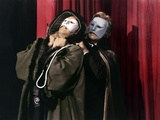 Le Fantome by l'Opera THE PHANTOM OF THE OPERA by Arthur Lubin with Claude Rains, 1943 (photo) Foto
