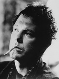 RUMBLE FISH, 1983 directed by FRANCIS FORD COPPOLA Mickey Rourke (b/w photo) Foto