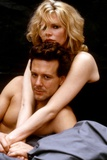 NINE 1/2 WEEKS, 1986 directed by ADRIAN LYNE Kim Basinger and Mickey Rourke (photo) Photo