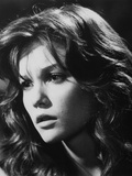 RUMBLE FISH, 1983 directed by FRANCIS FORD COPPOLA Diane Lane (b/w photo) Foto