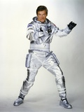 Moonraker by Lewis Gilbert with Roger Moore, 1978 (photo) Photo