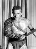 Spartacus by Stanley Kubrik with Kirk Douglas, 1960 (b/w photo) Photo