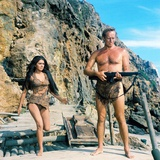 PLANET OF THE APES, 1968 directed by FRANKLYN J. SCHAFFNER Charlton Heston (photo) Fotografía