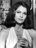 MOONRAKER, 1979 directed by LEWIS GILBERT Lois Chiles (b/w photo) Photo
