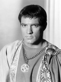 Spartacus by Stanley Kubrik with John Gav 1960 (b/w photo) Photo