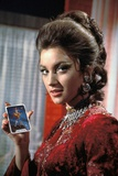 LIVE AND LET DIE, 1973 directed by GUY HAMILTON Jane Seymour (photo) Photo