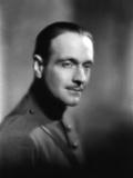 LA GRANDE ILLUSION, (aka GRAND ILLUSION) by JeanRenoir with Pierre Fresnay, 1937 (b/w photo) Fotografía
