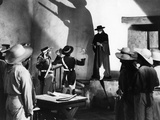 THE MARK OF ZORRO, 1940 directed by ROUBEN MAMOULIAN Tyrone Power (b/w photo) Photo