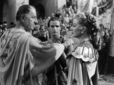 Jules Cesar JULIUS CAESAR by Joseph Mankiewicz with Louis Calhern, Marlon Brando and Greer Garson,  Foto