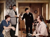 """""""THE TROUBLE WITH HARRY"""" by AlfredHitchcock with Shirley McLaine, John Forsythe, Edmund Gwenn and M Foto"""