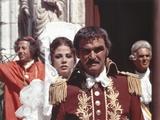 Zorro by Duccio Tessari with Ottavia Piccolo and Stanley Baker, 1975 (photo) Photo