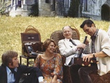 Providence by Alain Resnais with David Warner, Ellen Burstyn, John Gielgud and Dirk Bogarde, 1976 ( Foto