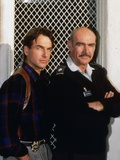 The Presidio by PeterHyams with Sean Connery and Mark Harmon, 1988 (photo) Photo