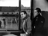 La grande Illusion by JeanRenoir with Pierre Fresnay and Jean Gab 1937 (b/w photo) Fotografía