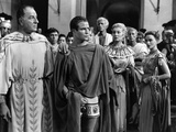 Jules Cesar JULIUS CAESAR by Joseph Mankiewicz with Louis Calhern, Marlon Brando, Greer Garson and  Foto