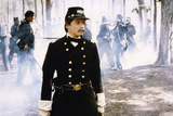 Glory (Pour la gloire) by EdwardZwick with Matthew Broderick, 1989 (guerre by Secession) (photo) Foto