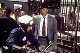 FRENCH CONNECTION II by JohnFrankenheimer with Gene Hackman, 1975 (photo) Foto