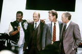Le Flic by Beverly Hills II by Tony Scott with Eddie Murphy, John Ashton, Judge Reinhold and Ronny  Photo