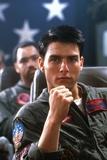 Top Gun by Tony Scott with Tom Cruise, 1986 (photo) Photo