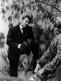 La nuit du Chasseur THE NIGHT OF THE HUNTER by CharlesLaughton with Shelley Winters, Robert Mitchum Foto
