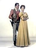 Le grand McLintock (McLINTOCK ! ) by Andrew V. McLaglen with John Wayne and Maureen O'Hara, 1963 (p Foto